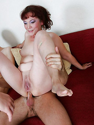 curious mature big tit anal pics