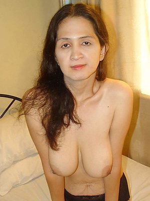 naughty mature asian women in one's birthday suit
