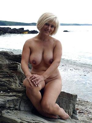 fantastic mature beach women