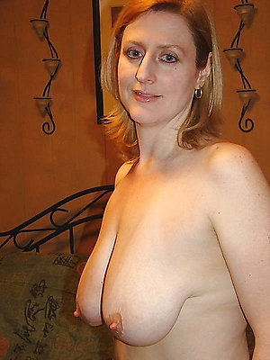 comely mature woman with big tits