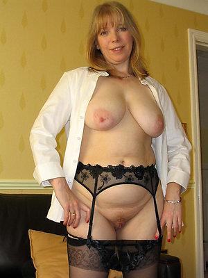 beautiful big tit mature coition