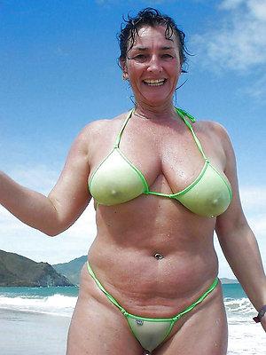 slutty of age body of men in bikini