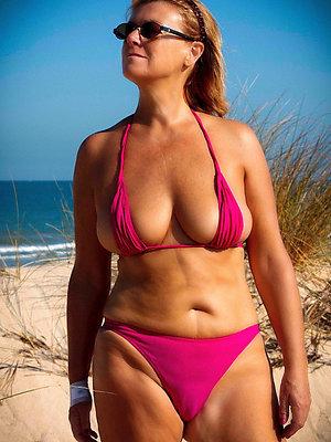 unorthodox pics for bikini matures