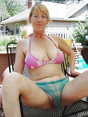 nasty mature moms with regard to bikinis