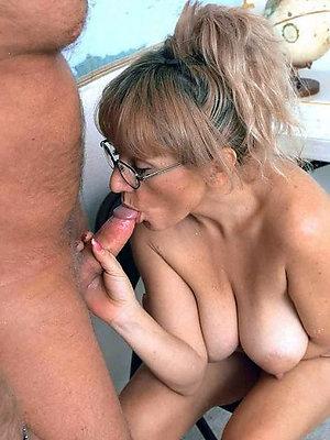 porn pics of of age milf blowjob