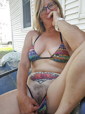 hotties mature tattoo porn pics