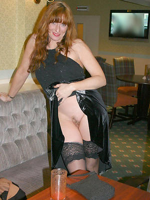 real sexy mature tie the knot upskirt