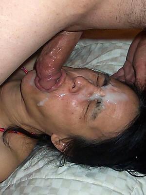 mature amateur facial sex pics