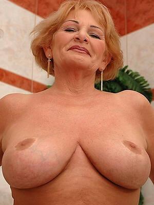 old naked women