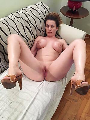 sexy mature in heels love porn
