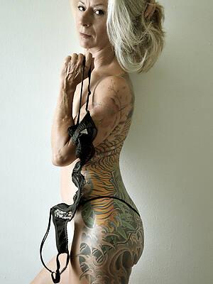 petite tattoos on older women free pics