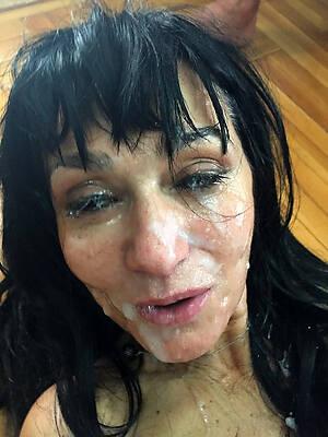 hot blue mature facials unpaid porn pics