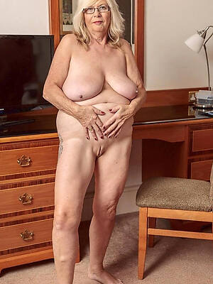 hot naked elderly women high def porn