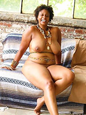 sexy of age black women