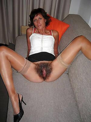 beautiful hairy mature moms