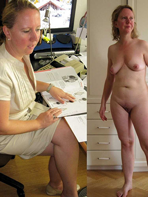 hot sexy mom dressed undressed