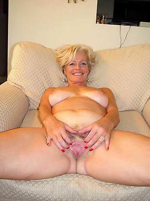 Sex mature solo