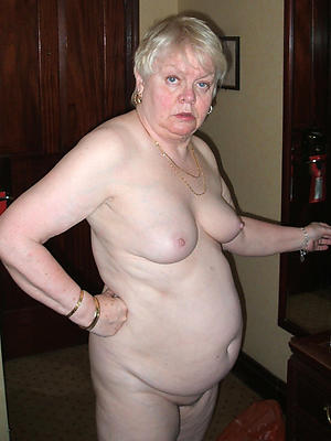 mature older nude women
