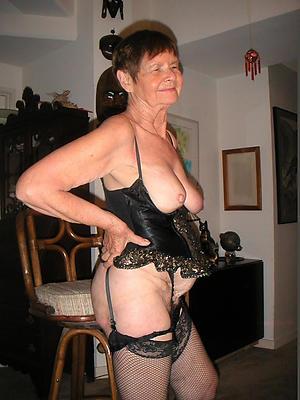 wonderful mature nude senior body of men