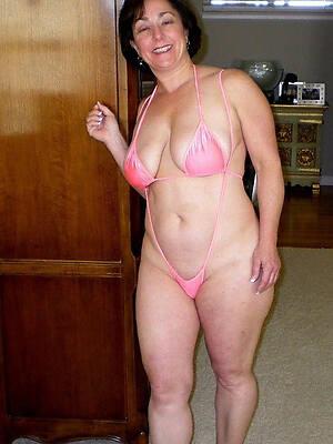 grown up materfamilias bikini photo