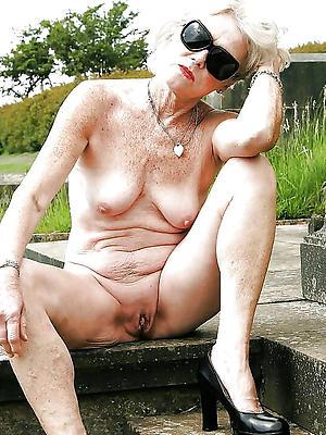 fantastic old lady vagina