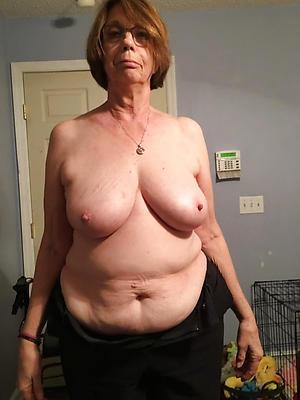 super-sexy venerable lady masterbating