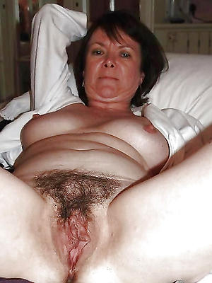 super-sexy mature unshaved