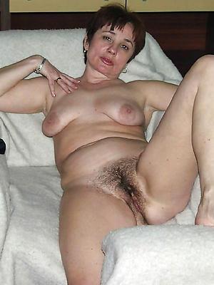 curvy mature unshaved