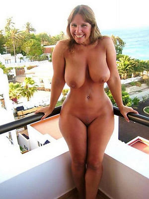 crazy real mature naked women