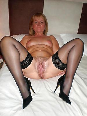 beauties hairy mature vagina