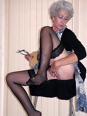 fantastic mature in stocking
