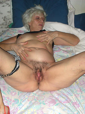 super-sexy grandma pussy