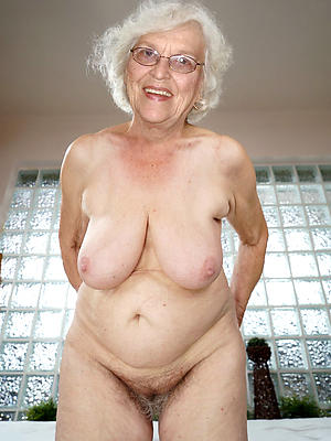 Commit granny with glasses naked hope