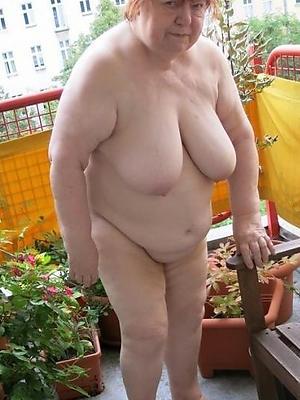 naughty grandma nude homemade