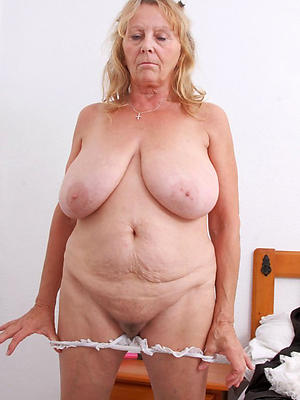fantastic grandma nude pictures