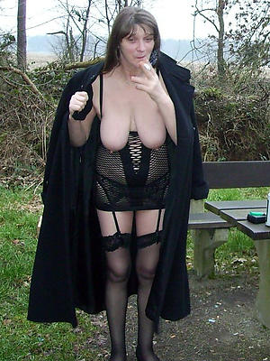 fantastic mature women in stockings homemade pics
