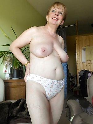naught mature wet panty