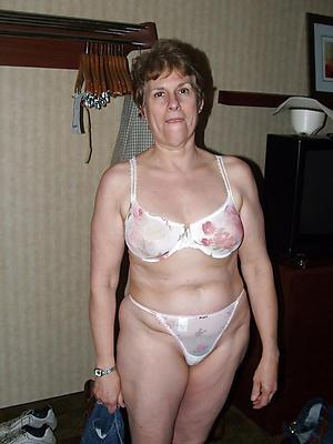 wonderful mature women panties nude photos