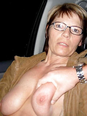 naughty mature women on every side glasses