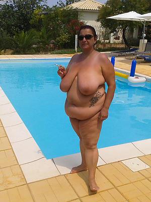 crazy nude fat mature women