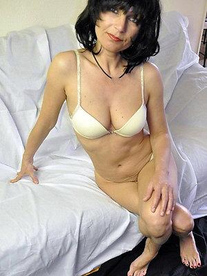 wonderful nude mature brunettes