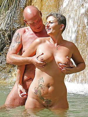 naughty amateur mature couple