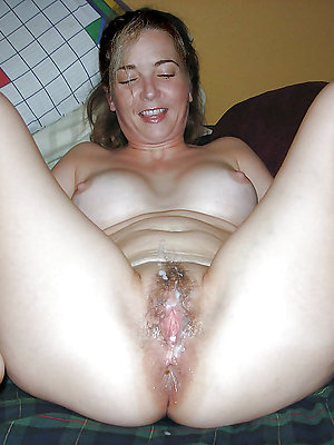 comely mature wed creampie pics