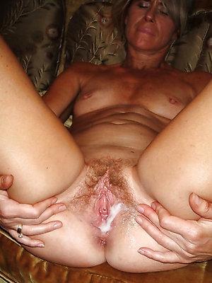 beautiful mature amateur creampie