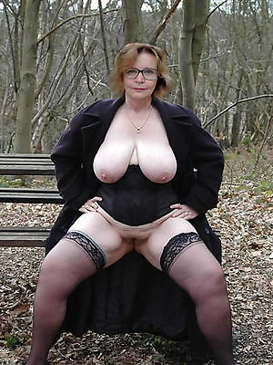 wonderful mature women in nylons porn photos