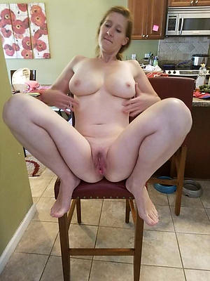 real mature nude