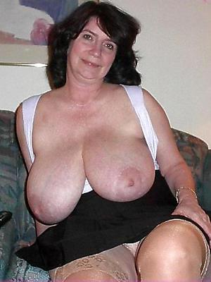 magnificent mature mom boobs