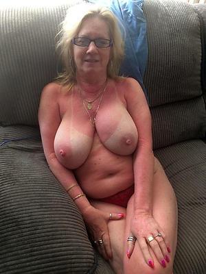 beauties full-grown older nude women