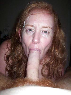 gorgeous unorthodox mature cumshots porn foto