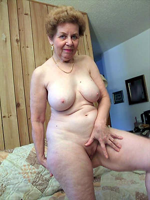 X-rated naked grandma love porn